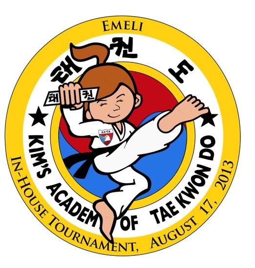 Tae Kwon Do Sticker